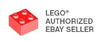 Lego authorised reseller