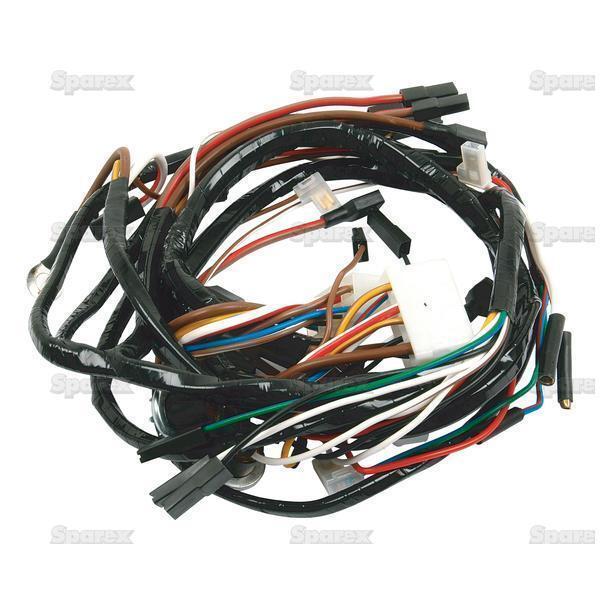 ford main wiring harness c5nn14n104r c9nn14a103b ebay rh ebay com ebay wiring harness for 2002 jeep ebay wiring harness for 2002 jeep