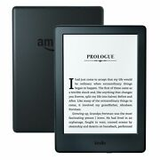 All New Kindle (8th Generation) Black
