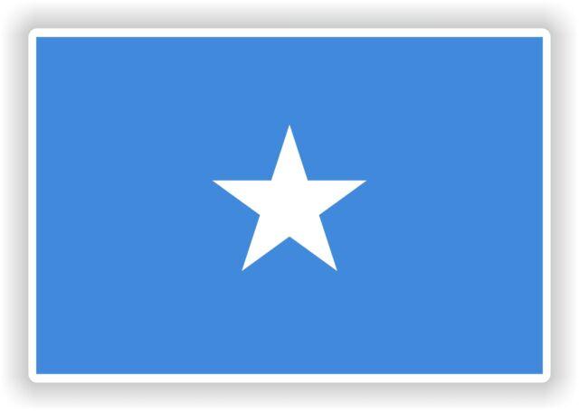 Somalia flag drapeau sticker bumper decal tablet pc car autocollant