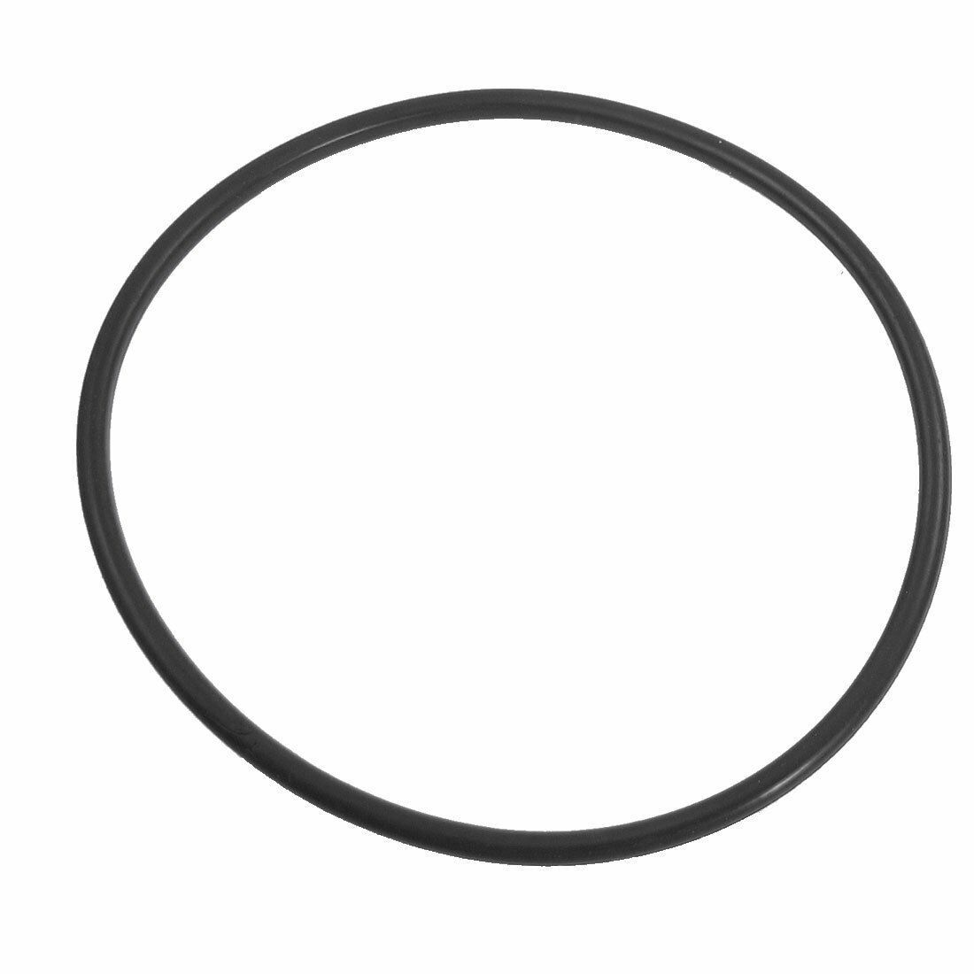 Black Rubber 105mm X 4mm Industrial Filter O Ring Seal | eBay