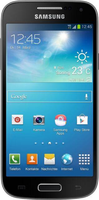 Samsung Handy Galaxy S IV mini S4 i9195 schwarz Simlockfrei 8 GB Neu OVP