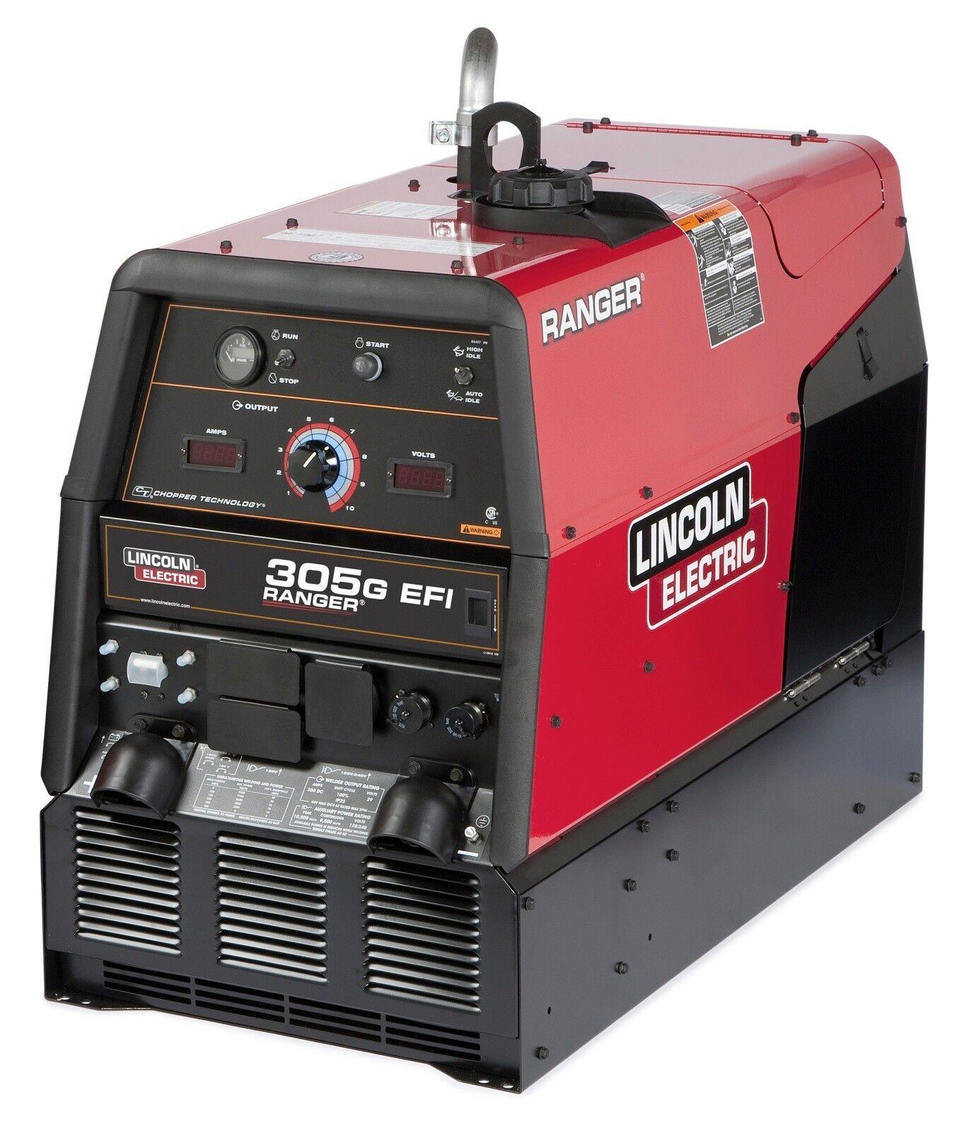 Lincoln Ranger 305g W efi Welder Generator K3928 1