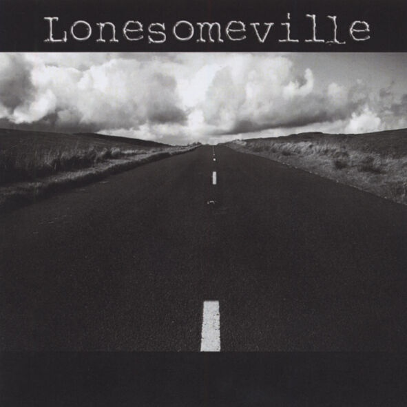 Les Sampou - Lonesomeville - Songwriter/Outlaw/Country Rock