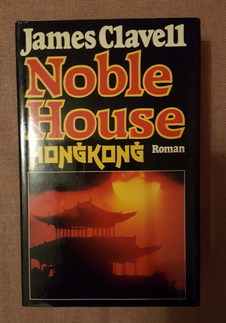 Noble House von James Clavell
