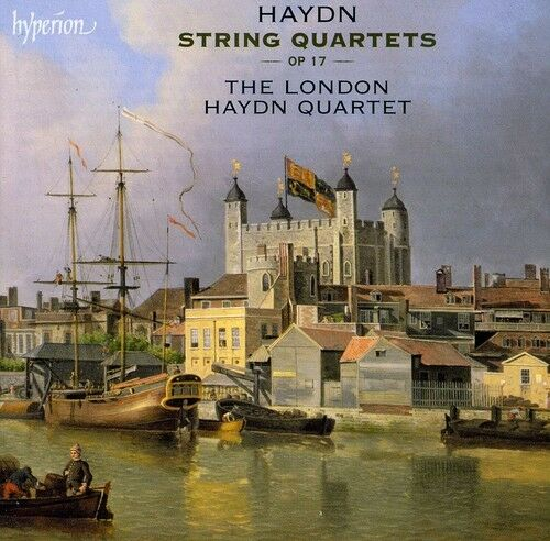 London Haydn Quartet - String Quartets Op 17 [New CD]