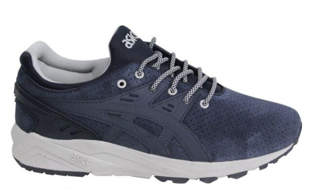 Asics Gel Kayano Evo Stringati Nero Tessile Sneaker Uomo H6D0N 9090 M16