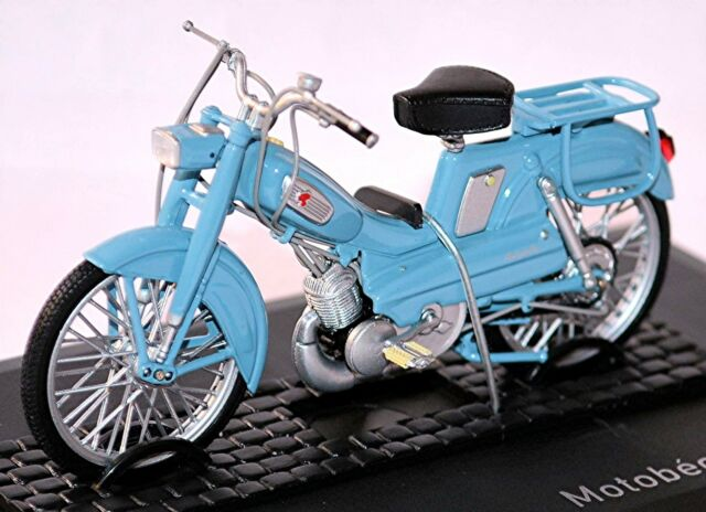 Motobecane AV65 1961-70 bleu bleu 1:18 Norev
