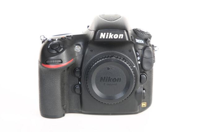 Nikon D800E - Gehäuse - Vom Fachhändler