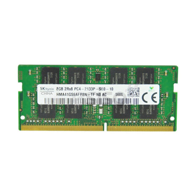 oem hynix 8gb 1 module ddr4 2133 mhz so dimm laptop ram memory hma41gs6afr8n tf ebay. Black Bedroom Furniture Sets. Home Design Ideas