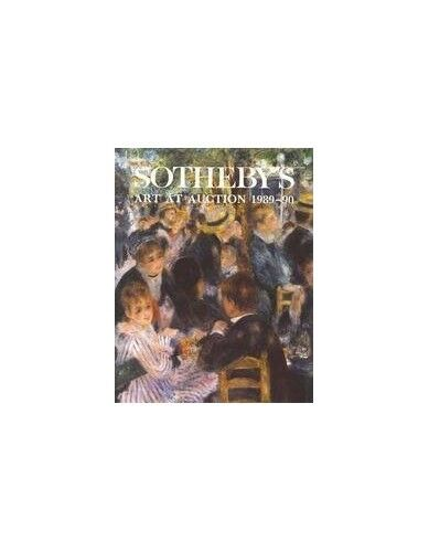 Sotheby's Art at Auction 1989-90, Very Good Books