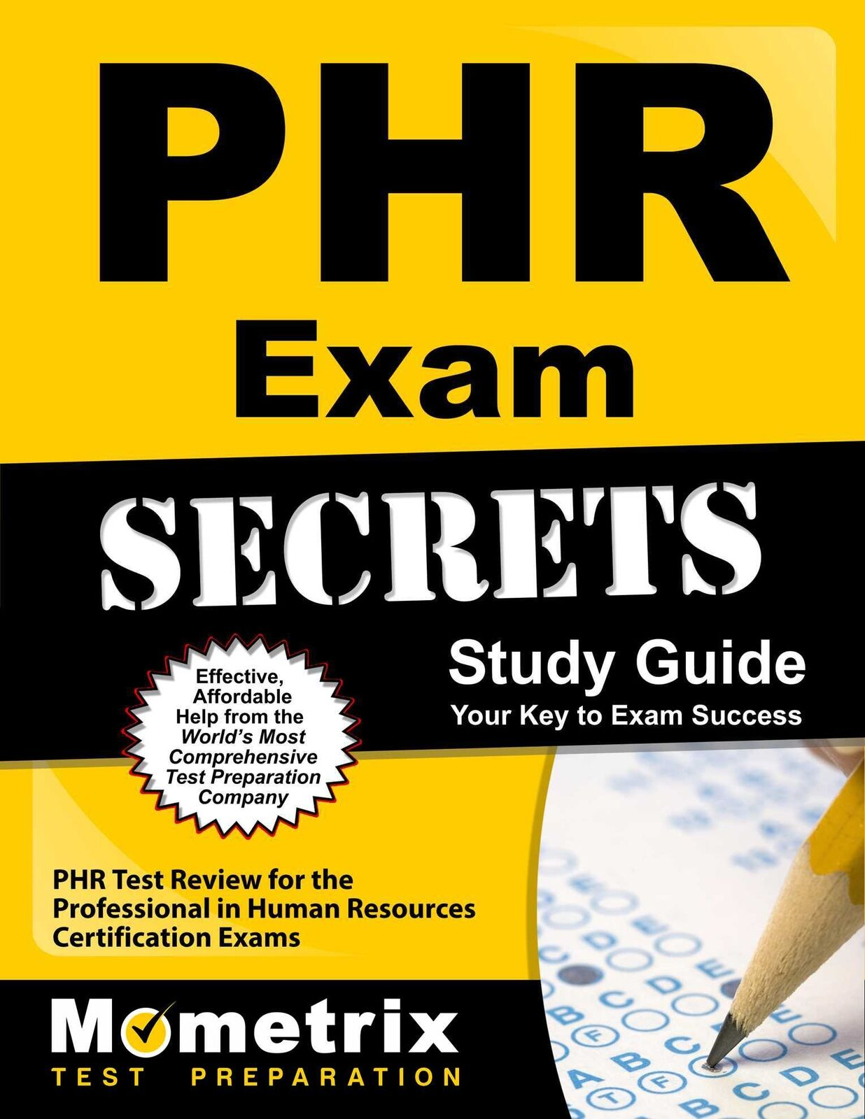 Phr exam secrets study guide phr test review for the picture 1 of 1 xflitez Images