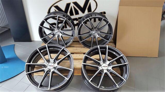 19 Zoll Motec Radical für BMW 5er F10 F11 M Performance Z3 Z4 Tesla Insignia Alu