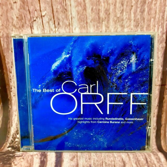 Carl Orff The Best of (1999) CD FEAT. HIGHLIGHTS FROM CARMINA BURANA