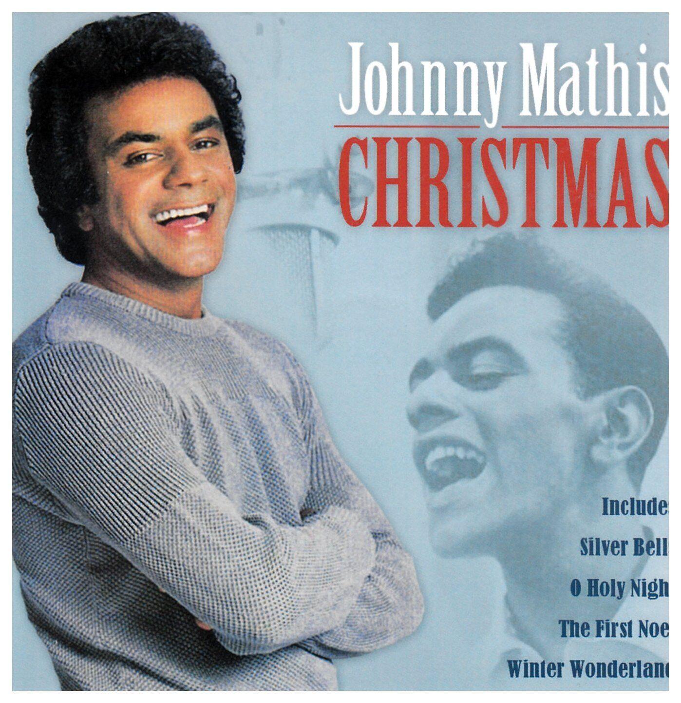 Listen It\'s Christmas Johnny Mathis Cece Winans Holiday CD UPC ...
