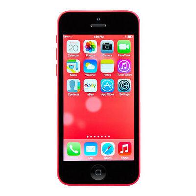 Apple  iPhone 5c - 8 GB - Pink - Smartphone