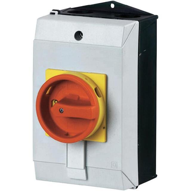 Eaton Hauptschalter Reparaturschalter Nockenschalter P1-25/I2/SVB 25A 207293