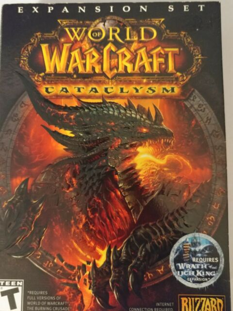 World of Warcraft: Cataclysm (PC, 2010)