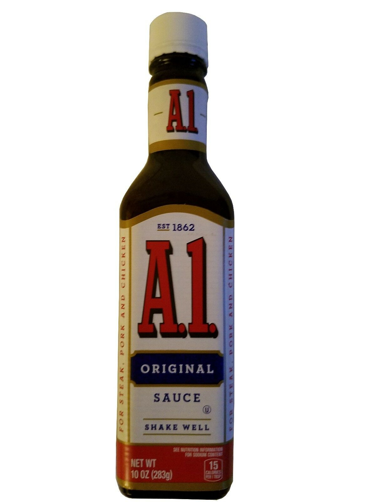 a1 steak sauce For a savory and tangy flavor, a1 recommends making a compound butter with their steak sauce to add a new spin on a classic dish a chef whips up some butter, slathers it onto a stone and then pours a1 down the middle.