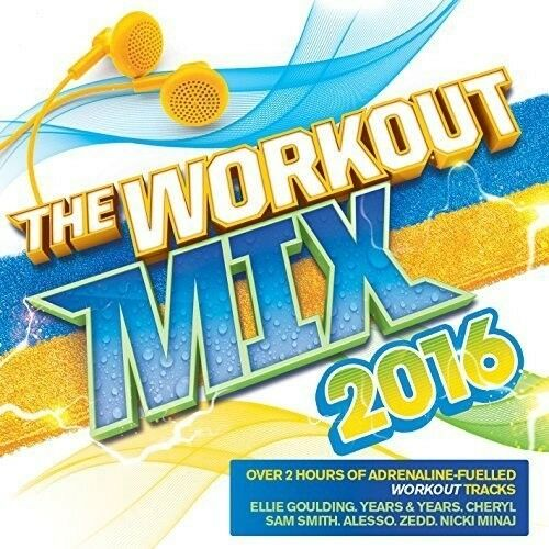 Various Artists - Workout Mix 2016 [New CD] UK - Import