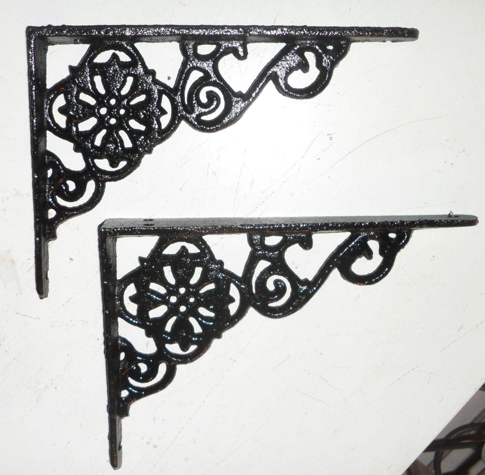 rustic mounting wall shelves shelving decorative bracket shelf for design brackets iron awesome ornate