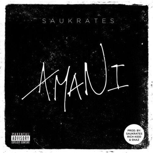 Saukrates - Amani [New CD] Canada - Import