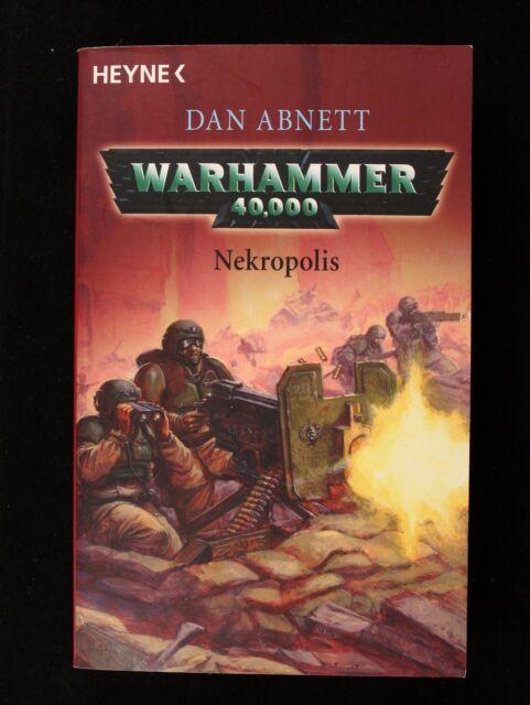 Warhammer 40 000. Necropolis von Dan Abnett (2005, Taschenbuch)
