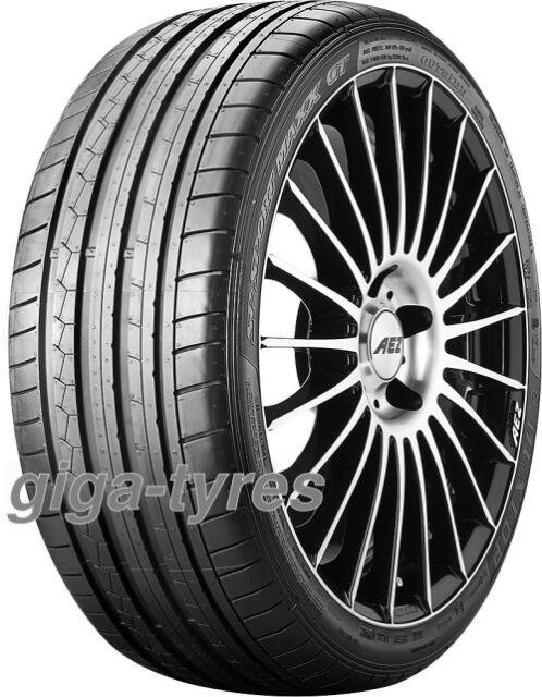 SUMMER TYRE Dunlop SP Sport Maxx GT 255/45 R20 101W AO with MFS