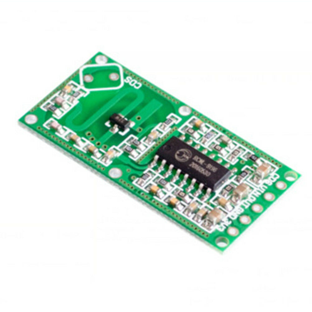 Motion Sensor Control Microwave Radar Detector Module Home Light Switch Board