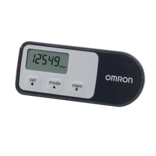 OMRON Schrittzähler HJ-321-E Walk.Style One 2.1 1St PZN 09534200