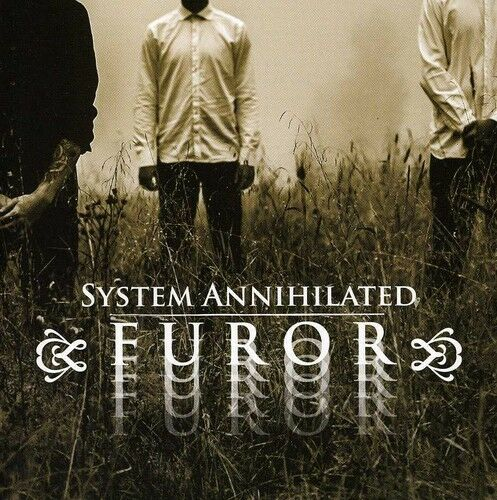 System Annihilated - Furor [New CD]