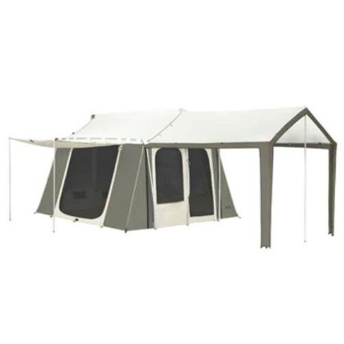 Kodiak 6133 Canvas 9 X 12ft 6 Person Cabin Tent W/ Deluxe Awning Scout C&ing | eBay  sc 1 st  eBay & Kodiak 6133 Canvas 9 X 12ft 6 Person Cabin Tent W/ Deluxe Awning ...