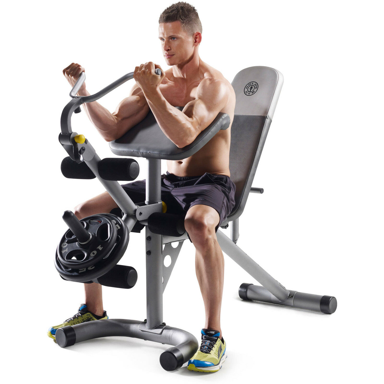 Akonza 45 Degree Hyperextension Roman Chair Back Exercise AB Bench