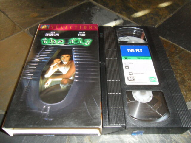 The Fly (VHS, 1997) NEAR MINT!!! GREAT SHAPE!!!
