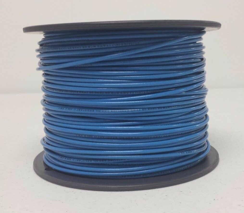 Machine Tool Wire E102470 S 14 AWG 600v 500 FT C14 Thin THWN | eBay