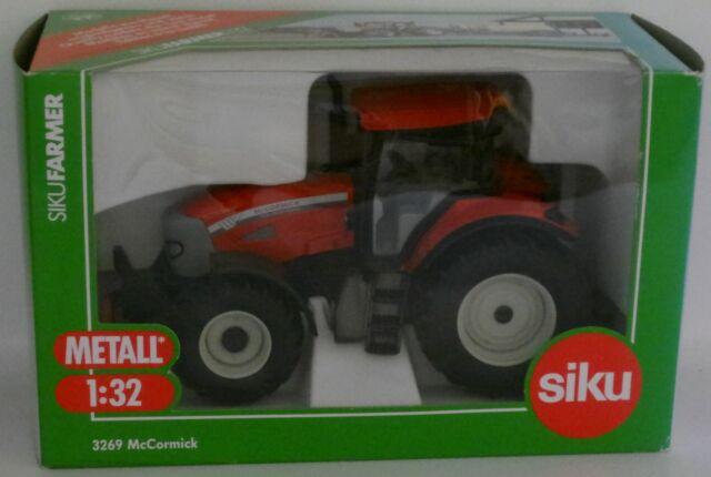 **NEU** Siku Farmer 3269 McCormick Traktor 1:32 - SELTEN **OVP**