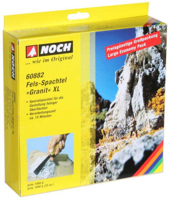 """Noch 60882 Rock Compound XL """" Granite """", Contents 1 kg (1 kg ="""