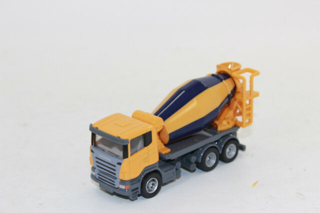 Siku 1896 Truck Mixer Cement Mixer 1:87 H0 NEW ORIGINAL PACKAGING
