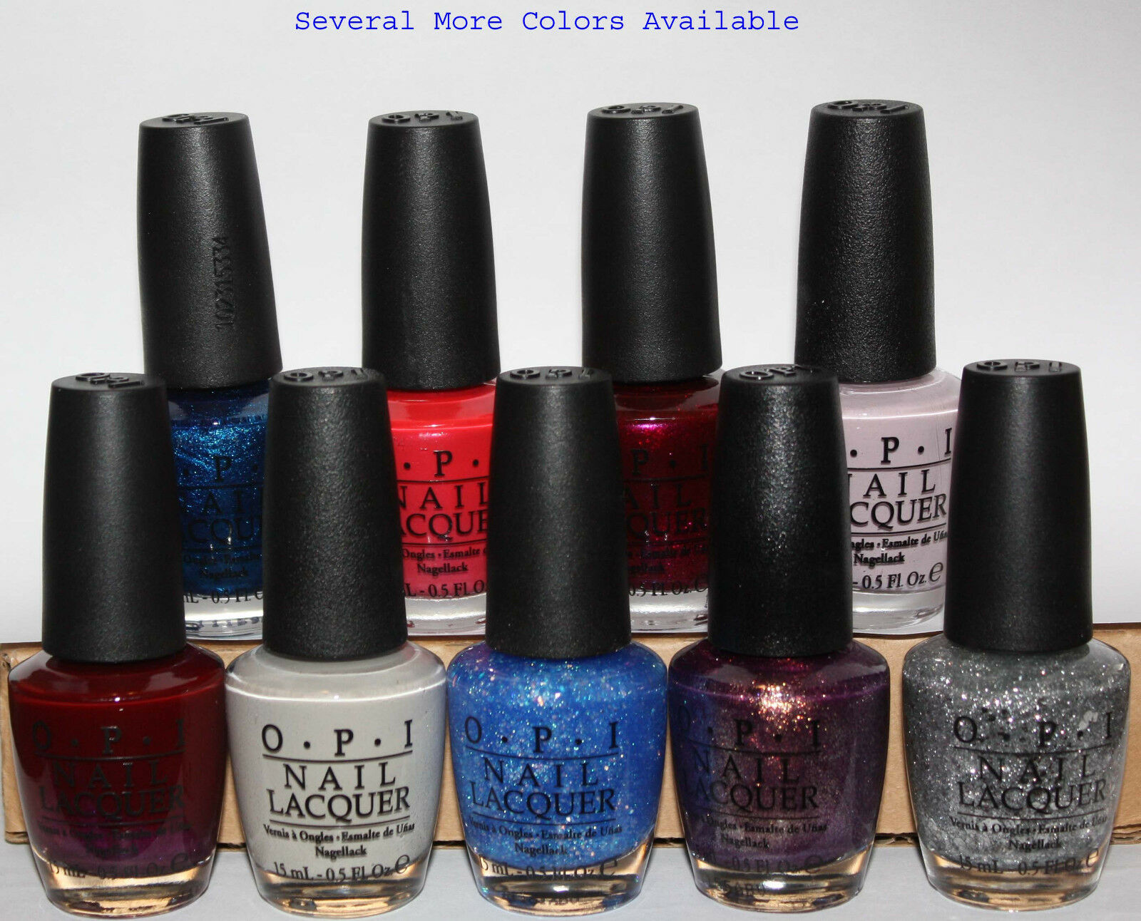 OPI DESIGNER Series Nail Lacquer DS 46 Tourmaline | eBay