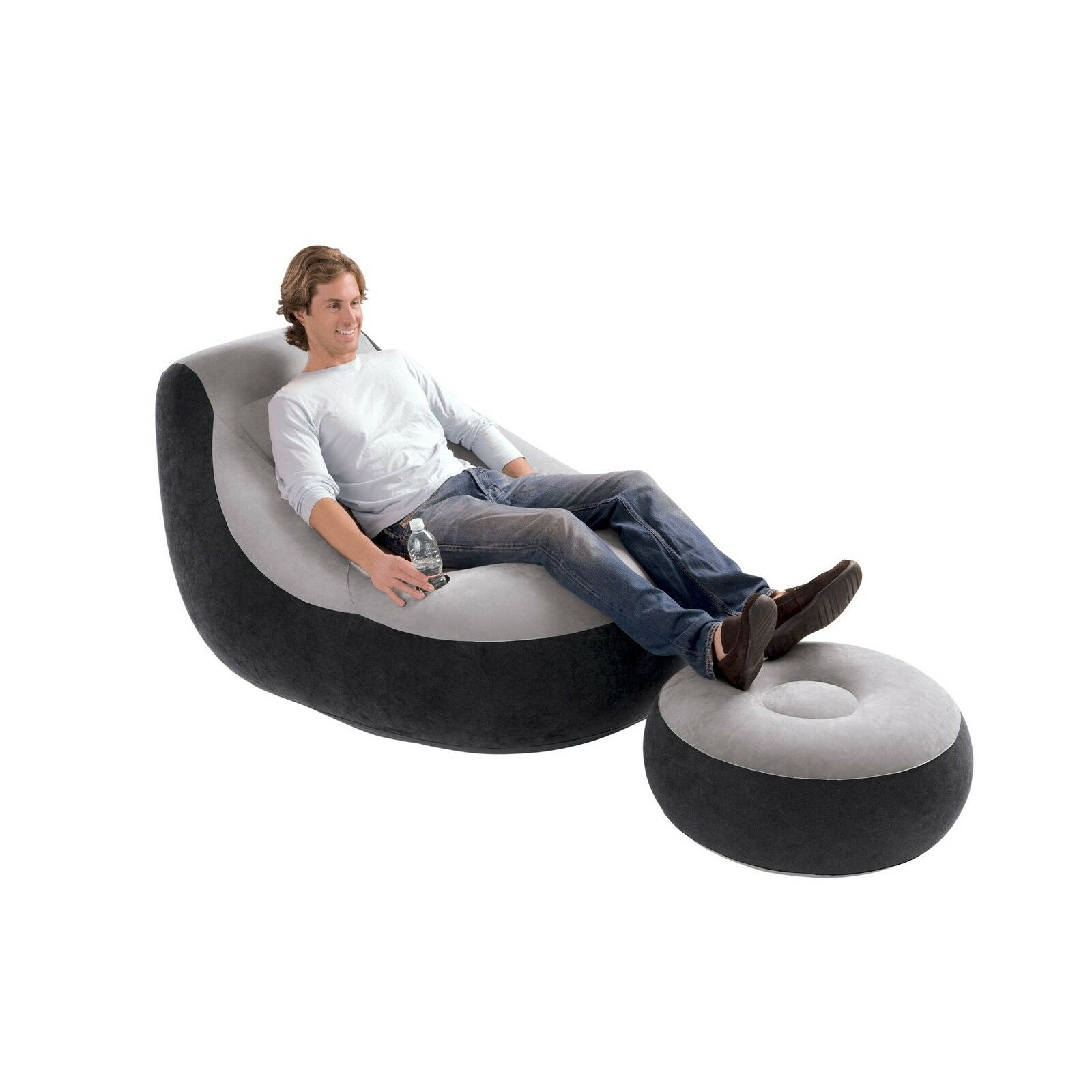 intex inflatable lounge chair. Picture 1 Of Intex Inflatable Lounge Chair .
