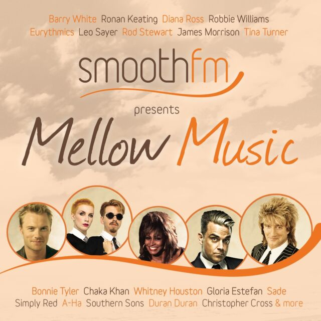 [BRAND NEW] 2CD: SMOOTHFM PRESENTS MELLOW MUSIC: VARIOUS ARTISTS