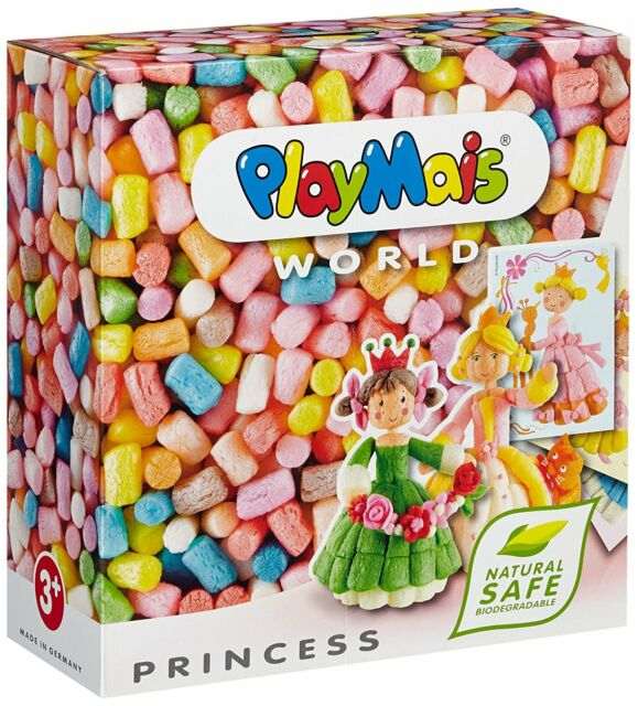 PlayMais® 160005 - PlayMais World Princess Bastelset # NEU OVP