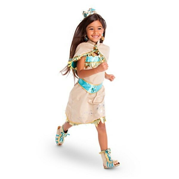 1  sc 1 st  eBay & Disney Indian Princess Pocahontas Dress Costume 2015 - Cosplay 7/8 ...