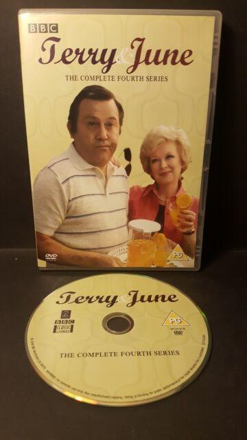 Terry And June - Series 4 (DVD, 2006) TERRY SCOTT. FREEPOST GENUINE UK DVD.