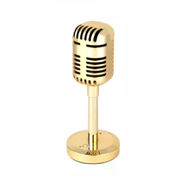Kids Bluetooth Portable Microphone Speaker Compatible with PC, iPad & iPhone - G