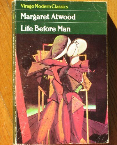 Life Before Man (Virago modern classics),Margaret Atwood- 860681920