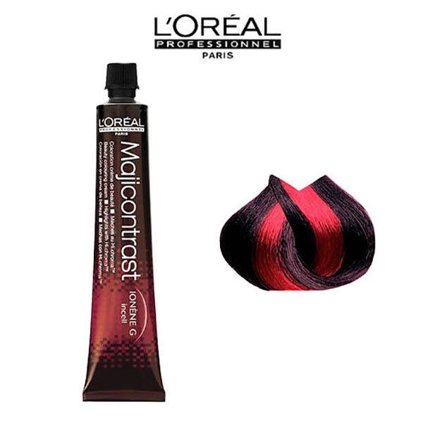 Popolare L'oréal Oreal Tintura Majcontrast Rosso Magenta   eBay WS29