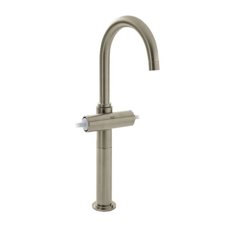 GROHE Atrio Double Handle Single Hole Bathroom Faucet   eBay