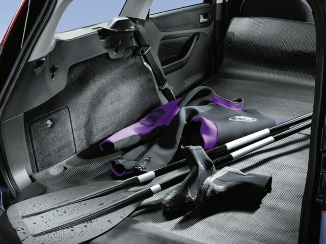 Ford S Max Boot Mat Suitable For 5 Seater Models Only 1711141