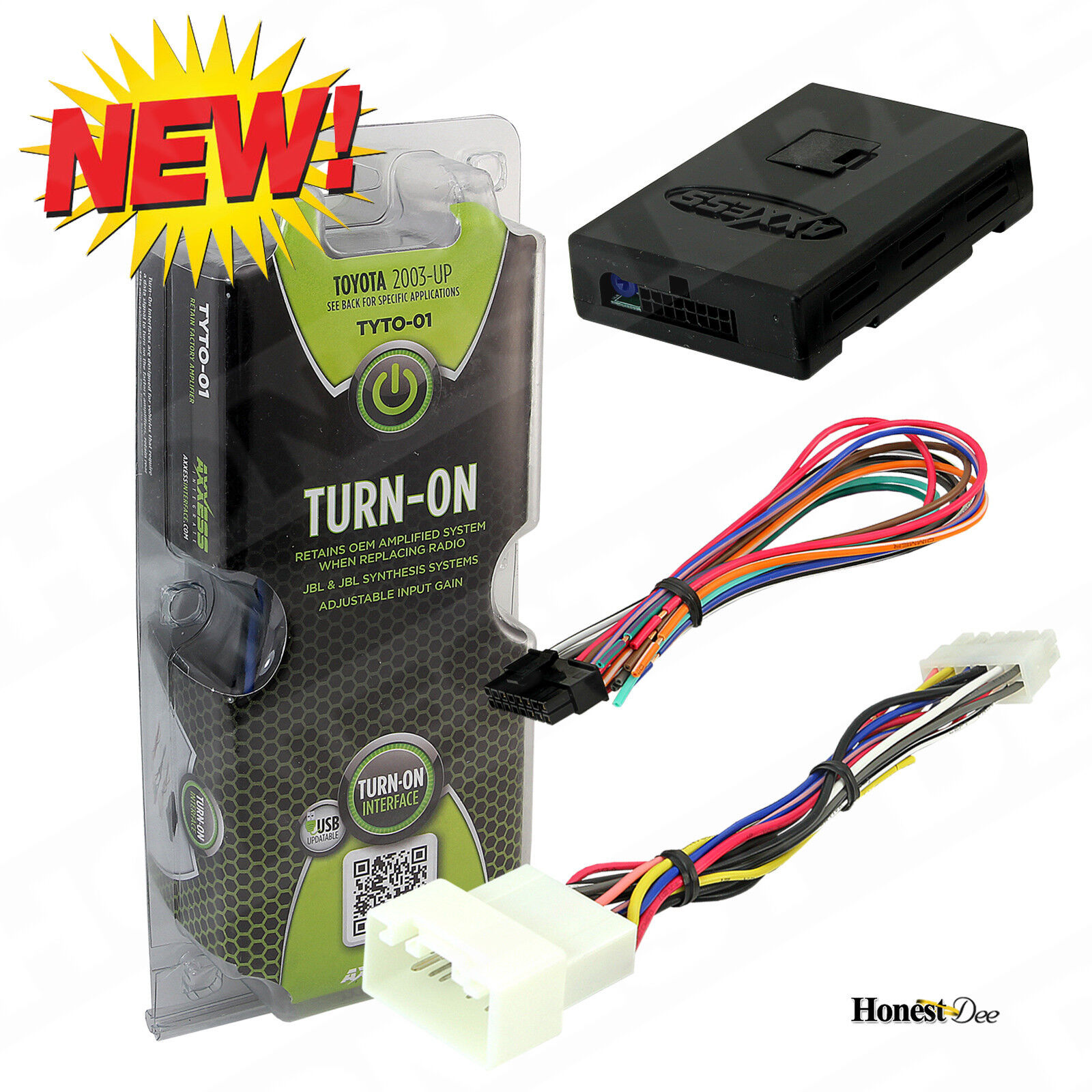 s l1600 metra axxess tyto 01 jbl amp turn on interface wire harness for jbl wire harness toyota sienna 2005 at couponss.co